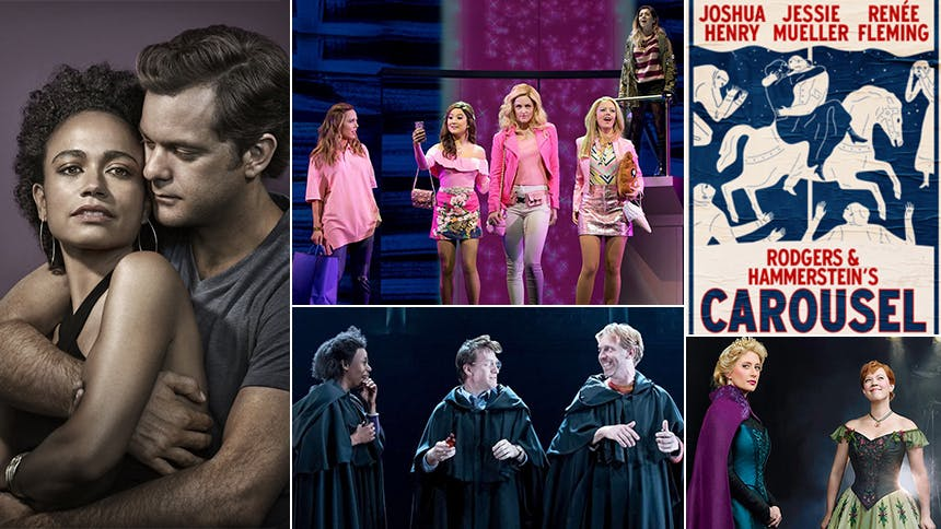 Five Broadway Shows Opening in 2018 To Be Excited AF For