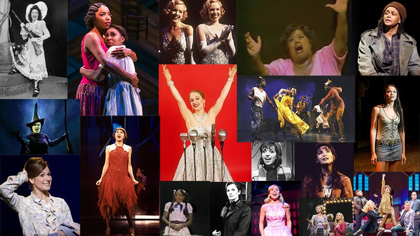 Friday Playlist: The Broadway Beltress Power Hour(s)