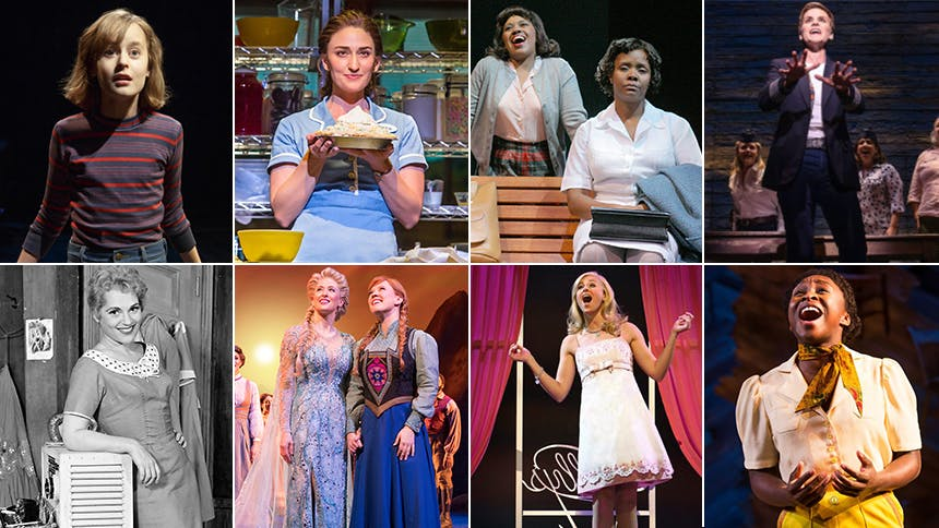 20 Musical Theatre Songs Written by Women for Women on Br...