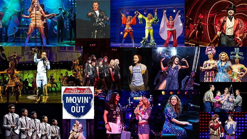 Friday Playlist: The Songs from Broadway's Jukebox Musicals