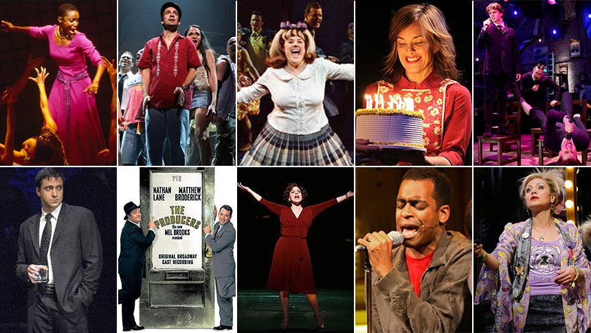Friday Playlist: The Broadway Musicals of the 2000s