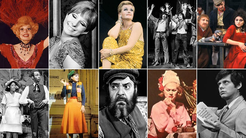 Friday Playlist: The Broadway Musicals of the 1960s