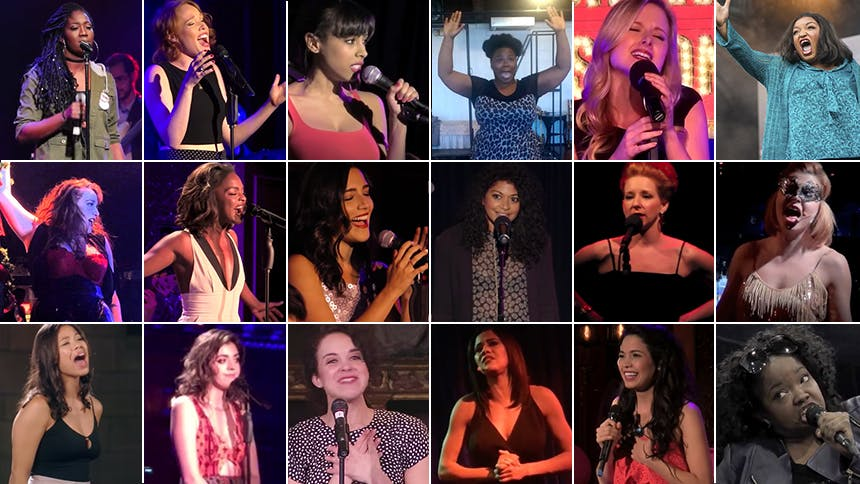 25 Next Generation Broadway Divas Singing Their Absolute ...