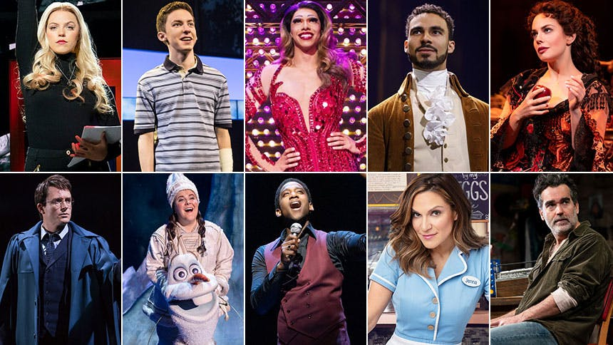 10 Broadway Replacement Stars That Slayed The House Down in…