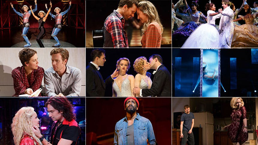 Last Call! Lights Up! 9 Broadway Shows (And 2 Off-B'way O...