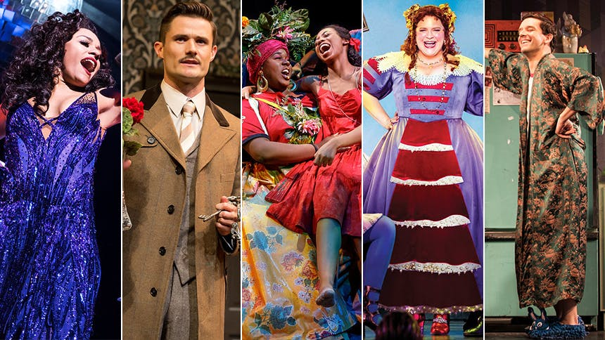 Closing Time! Last Call for Five Great Broadway Plays & M...