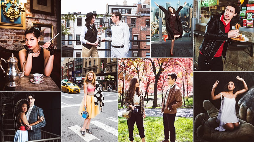 Spring's Hot, Young Broadway Stars Put a Fresh Spin on Cl...