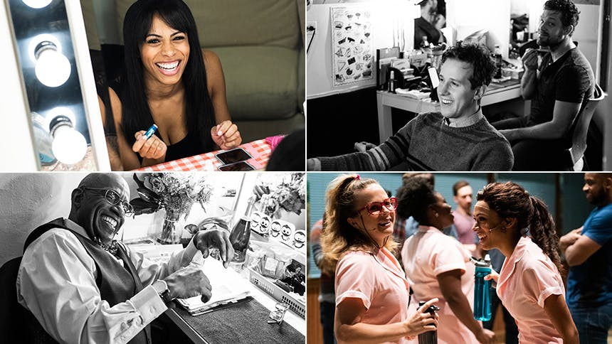 Exclusive Photos! Go Backstage at Broadway's Waitress Starr…