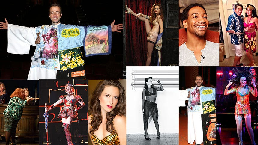 10 Current Ensemble Members Who Are Kicking Ass in Broadw...