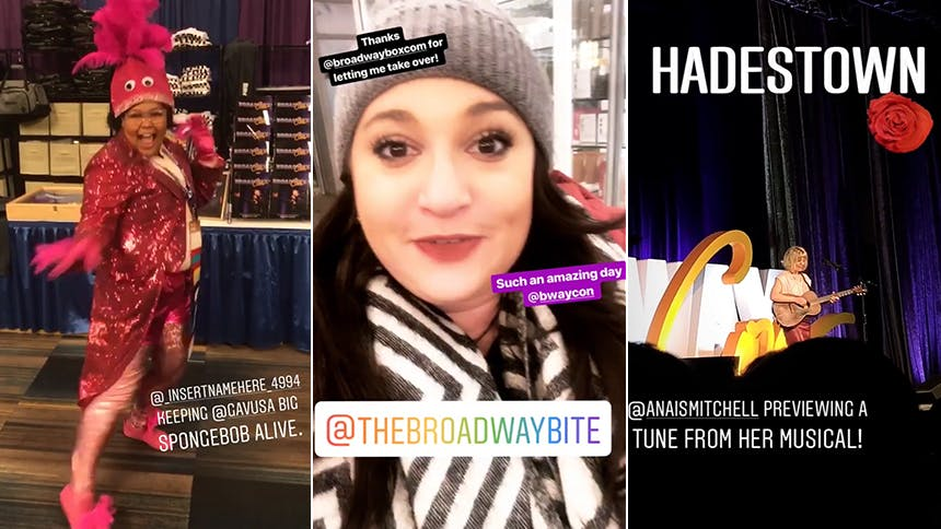 ICYMI: BroadwayBox Goes to BroadwayCon. A Look at The Thr...