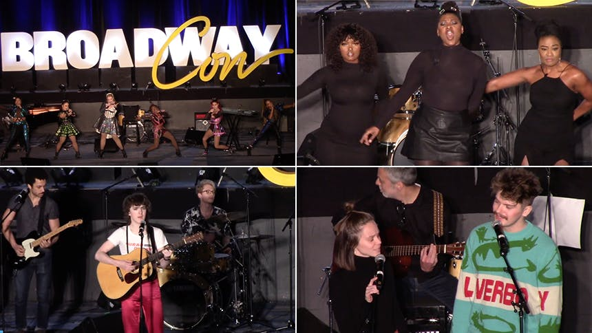 Check Out The BroadwayCon Performances of Six, Jagged Littl…