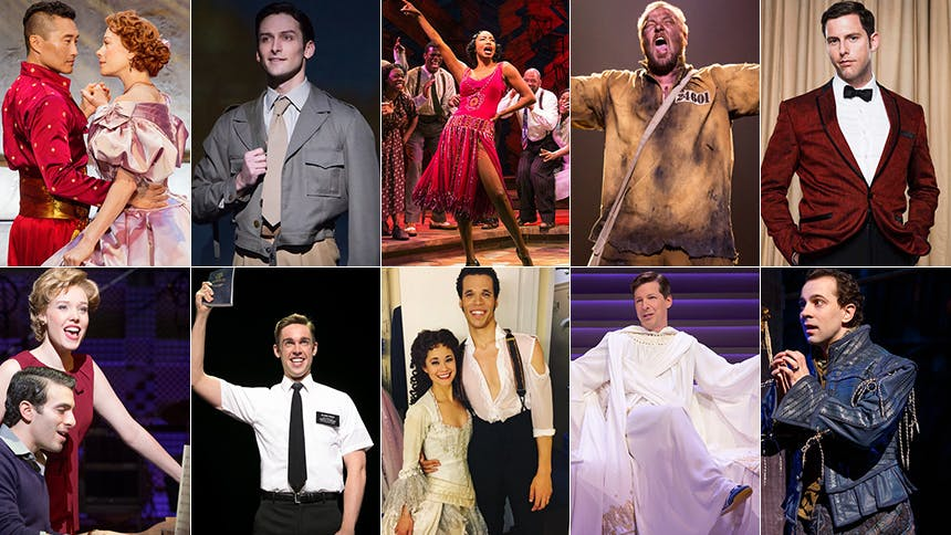 10 Current Broadway Replacement Stars Who Knock It Out of...