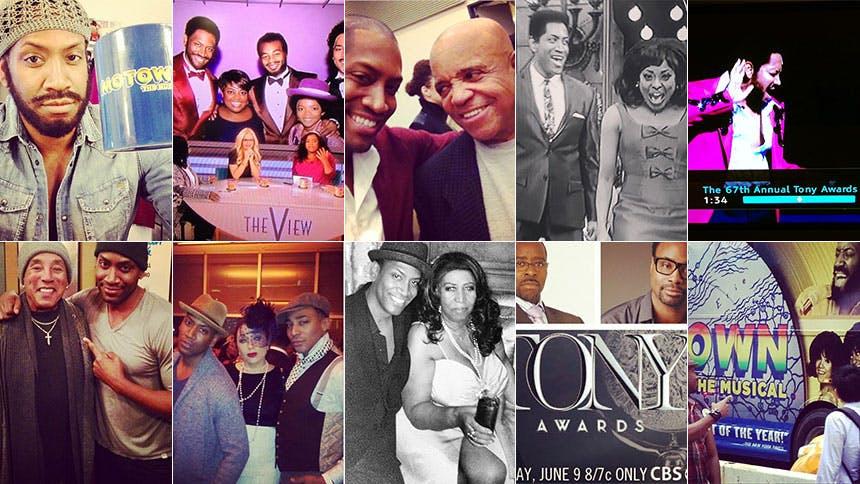 Bryan Terrell Clark Counts Down His 10 Favorite Instagram P…