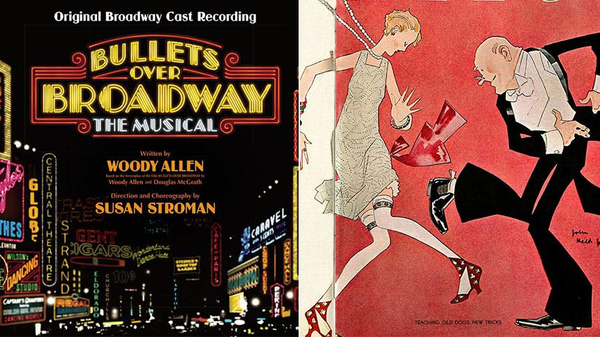 Bullets Over Broadway Cast Album Is Pure Roaring '20s Fun