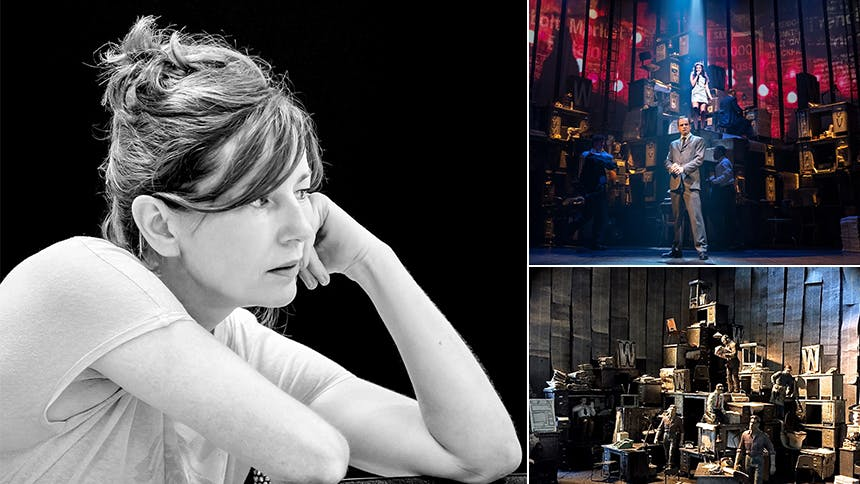 Tony and Olivier Award Winner Bunny Christie Reveals Five S…