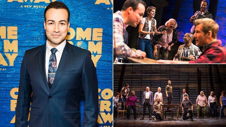 Five Burning Questions with Come From Away Star Caesar