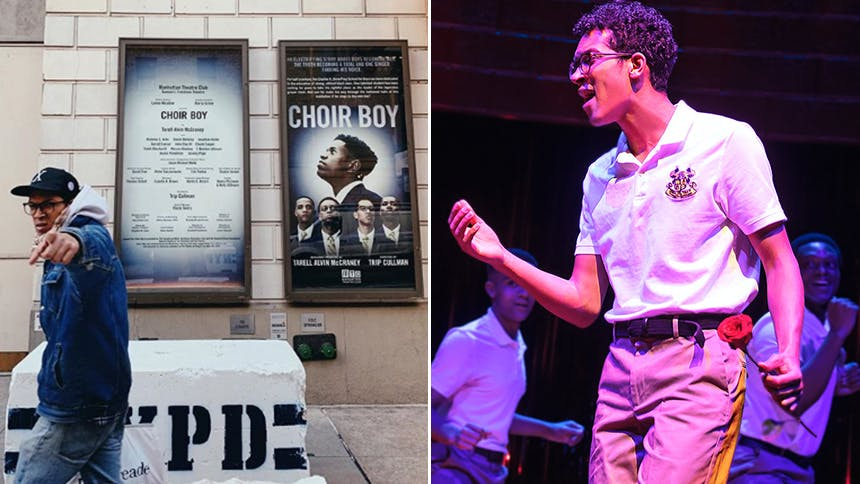 Introduce Yourself(ie): 10 Questions with Choir Boy Star Ca…
