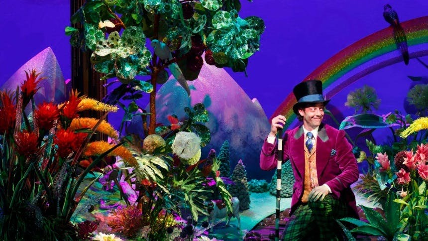 6 Sweet As Candy Showtunes To Celebrate CANDY LAND Series w…