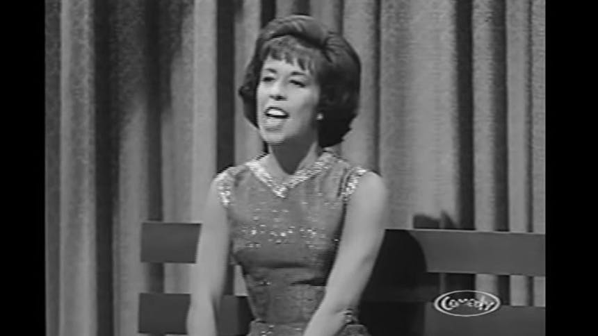 "Hot Clip of the Day: Young Carol Burnett Performs ""The Trol…"
