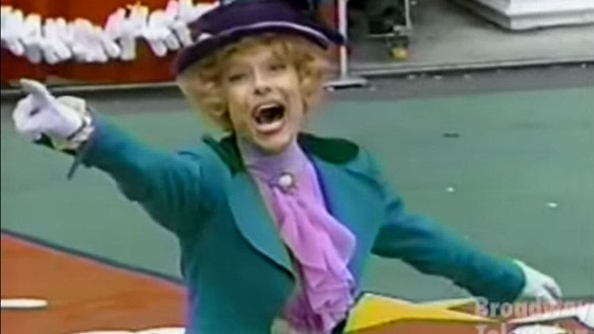 Hot Clip of the Day: A Little Hello, Dolly! Moment Brought …