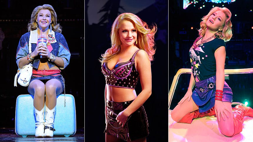 Rock of Ages' Carrie St. Louis Proves She's Got Real '80s...