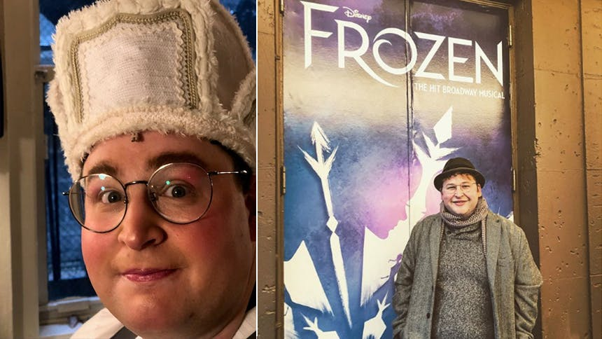 Introduce Yourself(ie): 10 Questions with Frozen's New Ol...