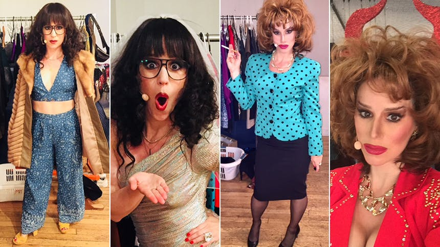 Chilina Kennedy Takes Us Through Her Fashion Evolution as...