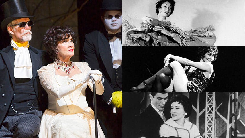 #TBT Five Videos Celebrating the Broadway Return of Chita...