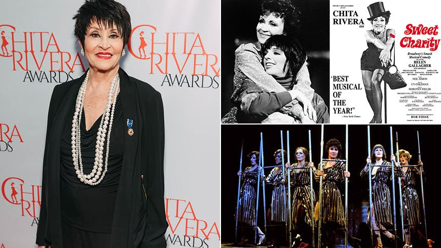 Chita Rivera Shares Three Wonderful Broadway Anecdotes Fr...