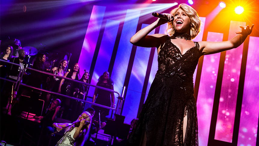 Let's Talk About Rocktopia Showstopper Chloe Lowery & The...