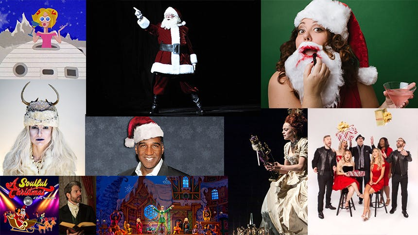 20 Holiday Shows to See This December in New York City