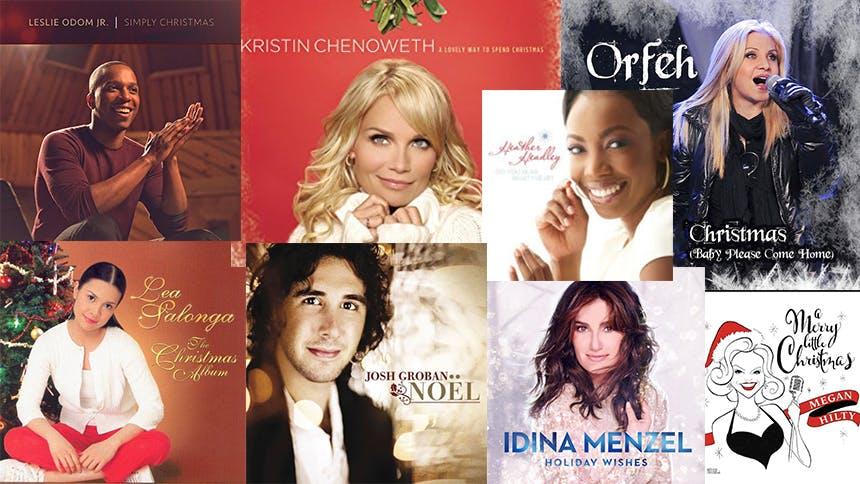 Friday Playlist: Broadway Stars Sing Holiday Music