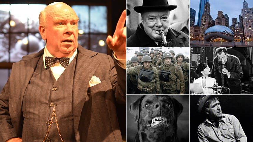 Seven Questions about Churchill, WWII & Solo Performance wi…