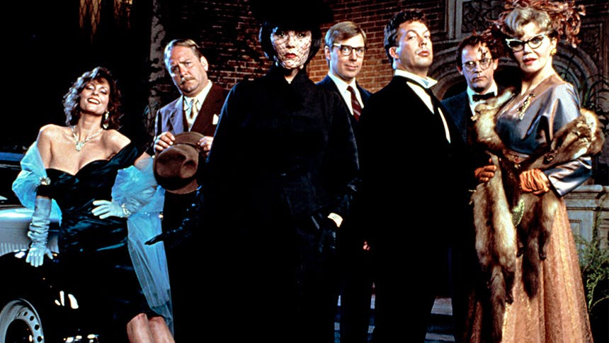 If You Can Quote Clue, Villain: DeBlanks Is the Show For You