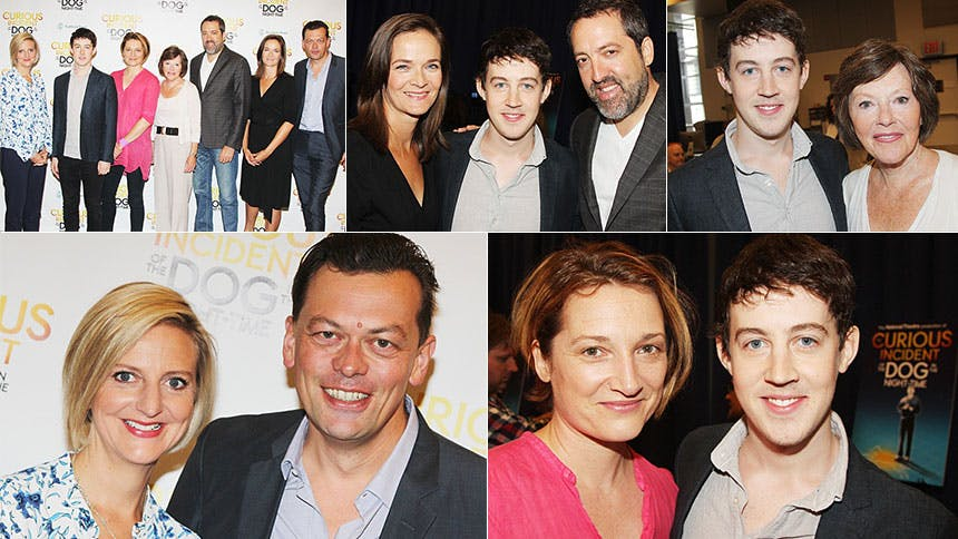 The Stars & Creators of The Curious Incident of the Dog i...