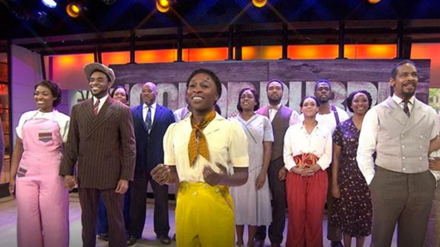 """Hot Clip of the Day: Cynthia Erivo Singing """"The Color Pur..."""
