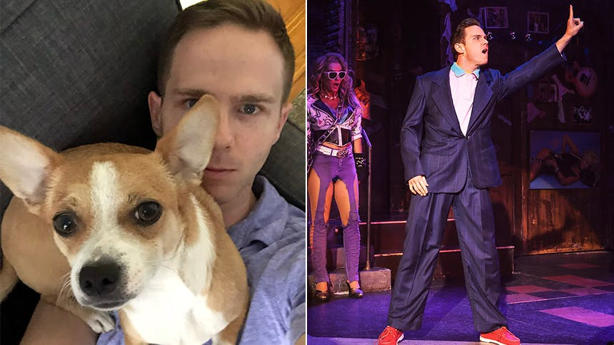 Introduce Yourself(ie): 10 Questions with Rock of Ages Stan…