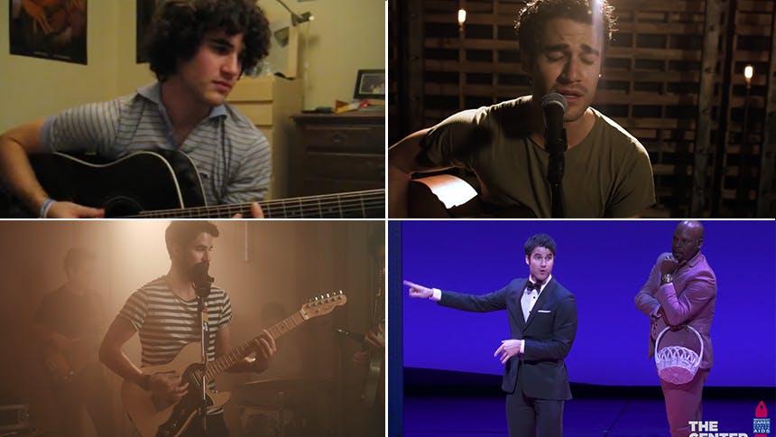 10 Darren Criss Broadway Musical Performances That Left U...