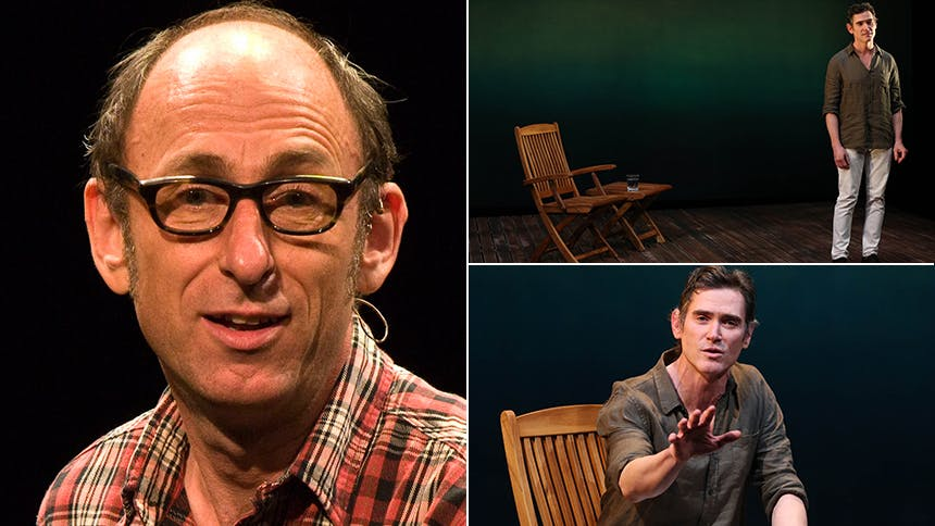 Playwright & Performer David Cale Talks Creating the off-...