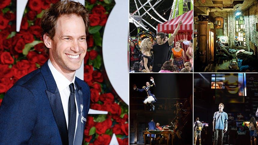 Grease Live!'s Emmy-Nominated Designer David Korins Looks B…