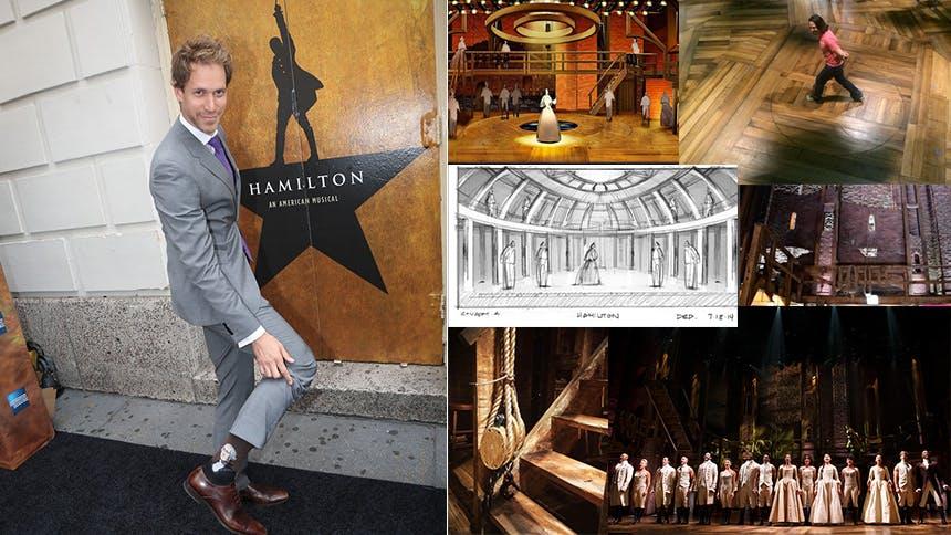 Tony Nominee David Korins Reveals 10 Secrets of the Hamilto…