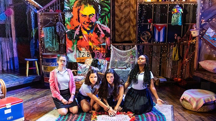 Carmen Berkeley, Malika Samuel, Alyssa May Gold, & Rebecca …