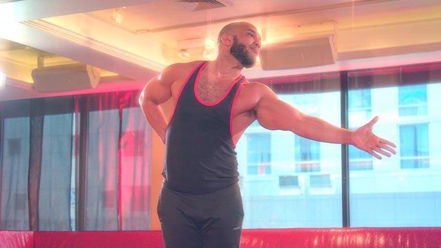 Watch Aladdin Standout Dennis Stowe Dance Through His Bro...