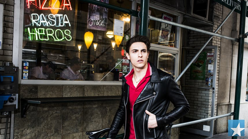 Anastasia Star Derek Klena Serves Up Stayin' Alive  Saturda…