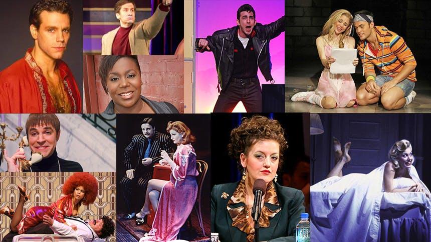 Play Six Degrees of Broadway Separation with the All-Star...