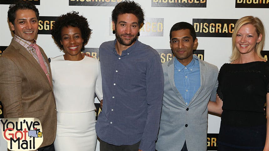 You've Got Mail: The Stars of Disgraced Invite You to the...