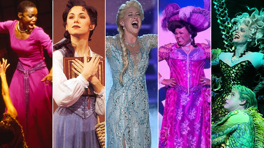 Let's Hear It for the Ladies! Ranking Disney's 12 Best Mu...