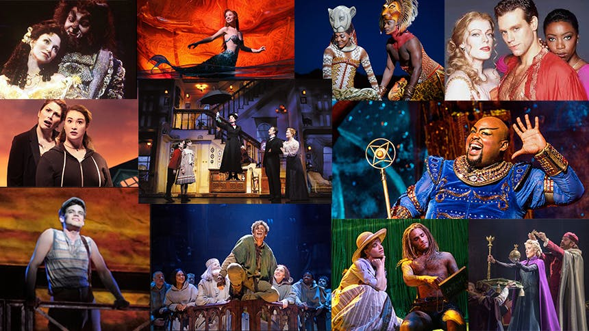 From Beauty and the Beast to Frozen, A Look Back at 11 Di...