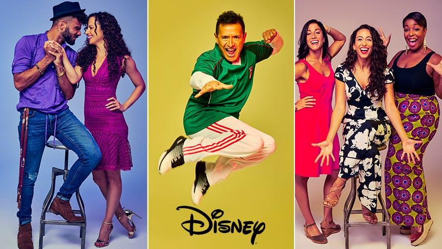 Disney on Broadway Celebrates Hispanic Heritage Month wit...
