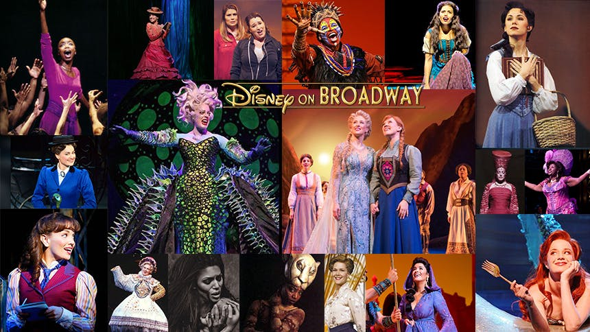 Friday Playlist: Celebrate 25 Years of Disney on Broadway w…